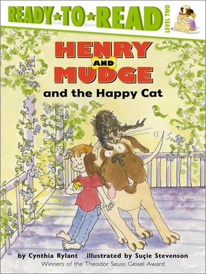 cover image of Henry and Mudge and the Happy Cat