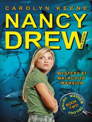 cover image of Mystery at Malachite Mansion