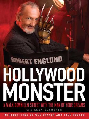 cover image of Hollywood Monster