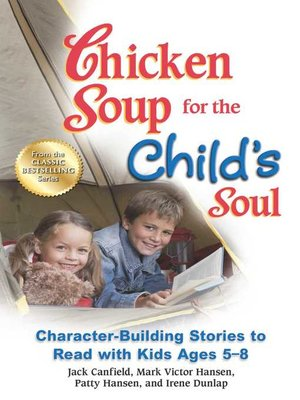 cover image of Chicken Soup for the Child's Soul
