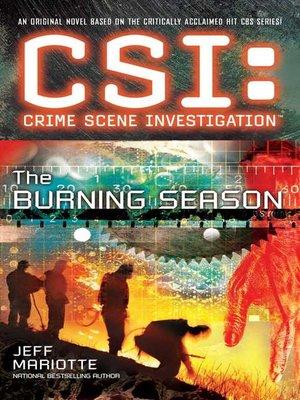 Csi crime scene investigationseries overdrive rakuten the burning season fandeluxe Document