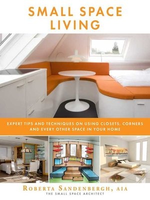 cover image of Small Space Living