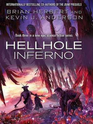 cover image of Hellhole Inferno