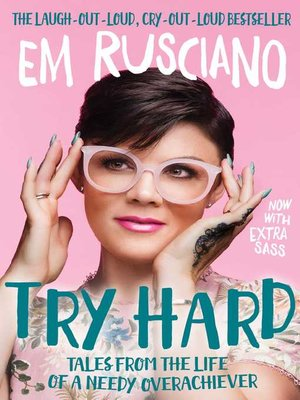 cover image of Try Hard