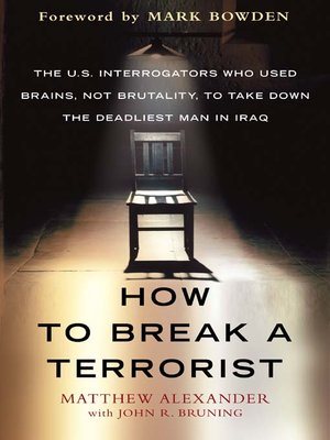 cover image of How to Break a Terrorist