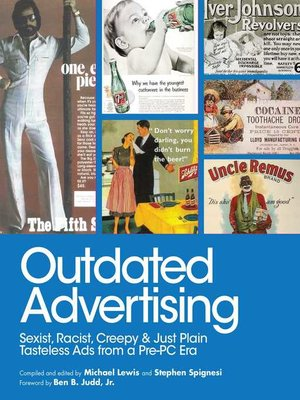 cover image of Outdated Advertising
