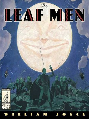 cover image of The Leaf Men