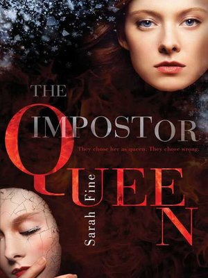 cover image of The Impostor Queen