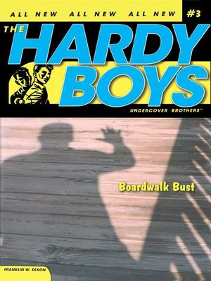 cover image of Boardwalk Bust