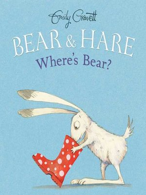 cover image of Where's Bear?