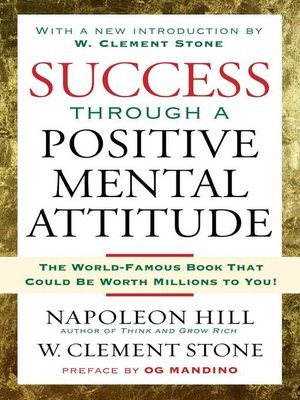 cover image of Success Through a Positive Mental Attitude