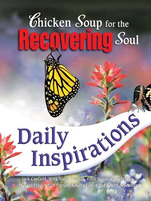 cover image of Chicken Soup for the Recovering Soul Daily Inspirations