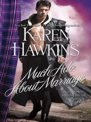 cover image of Much Ado About Marriage