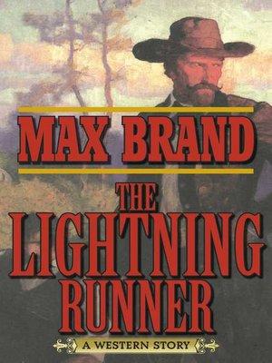 cover image of The Lightning Runner