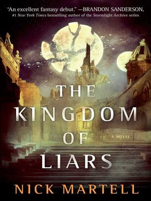 cover image of The Kingdom of Liars