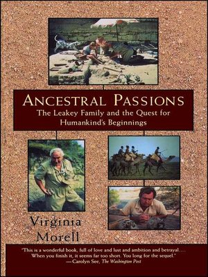 cover image of Ancestral Passions
