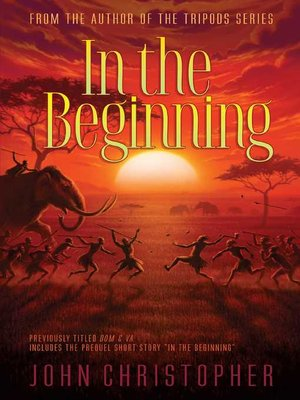 cover image of In the Beginning