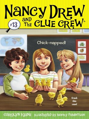 cover image of Chick-napped!