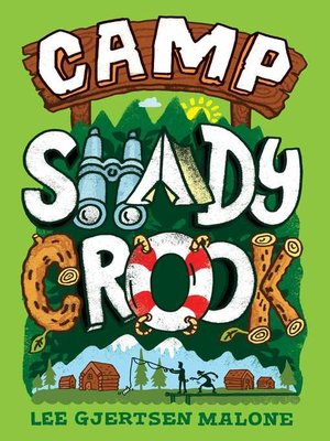 cover image of Camp Shady Crook