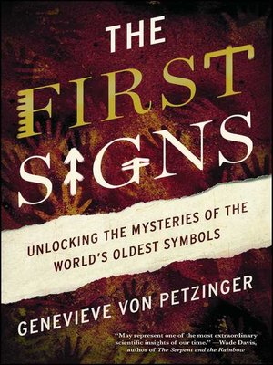 cover image of The First Signs