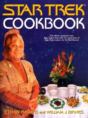 cover image of The Star Trek Cookbook
