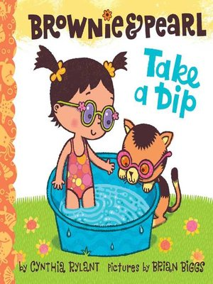 cover image of Brownie & Pearl Take a Dip