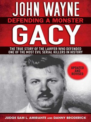 cover image of John Wayne Gacy