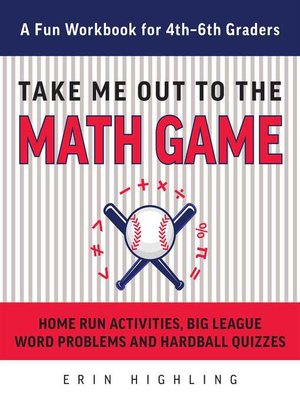 cover image of Take Me Out to the Math Game
