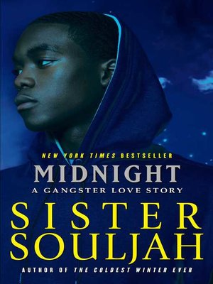 Midnight a gangster love story by sister souljah overdrive cover image fandeluxe Image collections