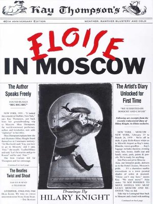 cover image of Eloise in Moscow