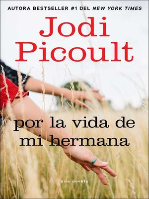 cover image of Por la vida de mi hermana (My Sister's Keeper)