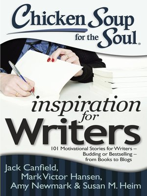 cover image of Inspiration for Writers