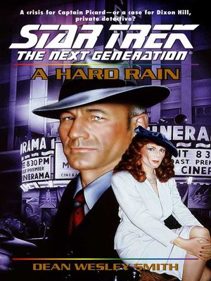 cover image of Hard Rain