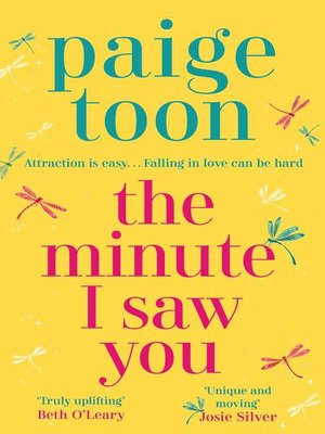 cover image of The Minute I Saw You