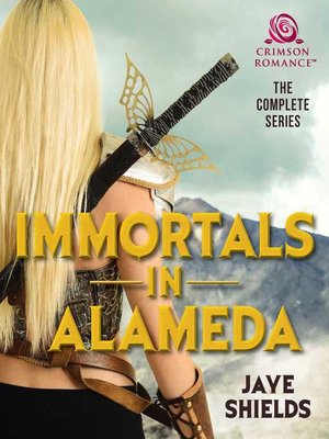 cover image of Immortals in Alameda