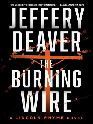 cover image of The Burning Wire