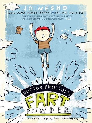 cover image of Doctor Proctor's Fart Powder