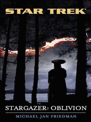 cover image of Oblivion