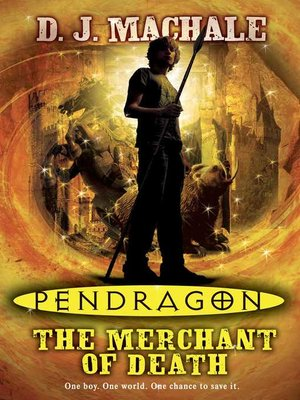 cover image of The Merchant of Death