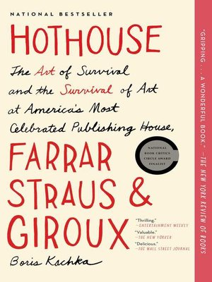 cover image of Hothouse