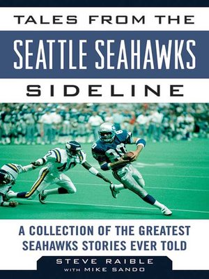 cover image of Tales from the Seattle Seahawks Sideline
