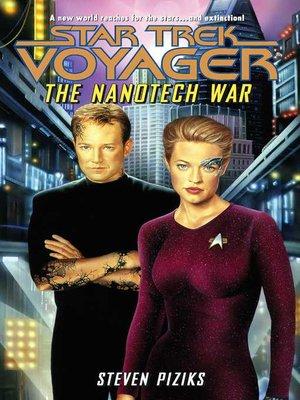 cover image of The Nanotech War