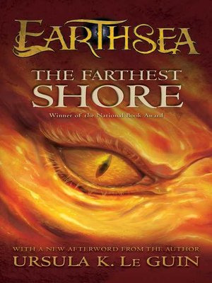 cover image of The Farthest Shore