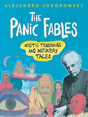 cover image of The Panic Fables