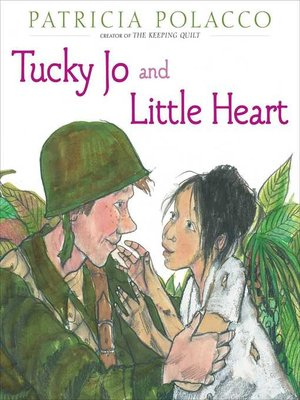 cover image of Tucky Jo and Little Heart