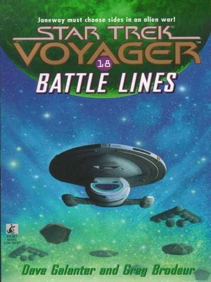 cover image of Battle Lines