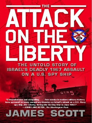 cover image of The Attack on the Liberty
