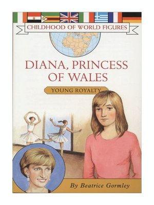 cover image of Diana, Princess of Wales