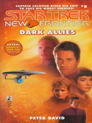 cover image of Dark Allies
