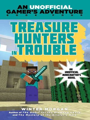 cover image of Treasure Hunters in Trouble